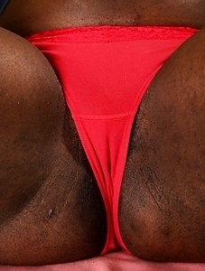 Chocolate never ceases to surprise us with her hot phat hairy black vagina.